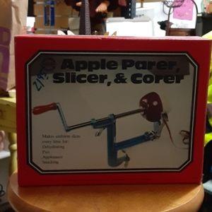 Apple Parer, Slicer & Corer